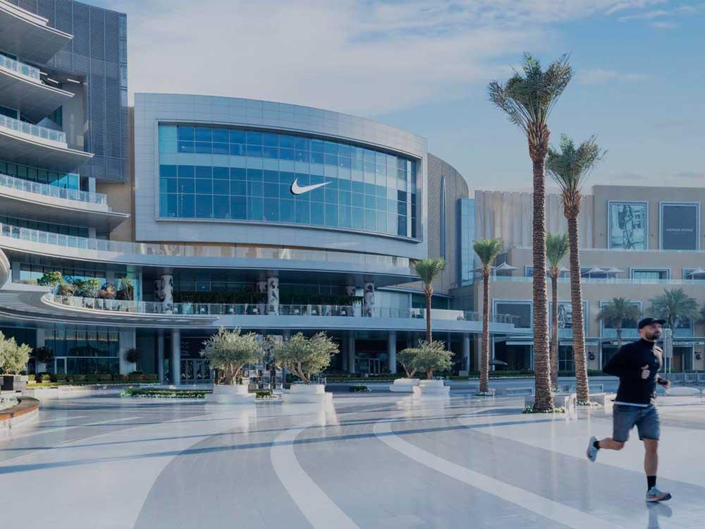 Nike Store, Dubai Mall, Downtown Dubai