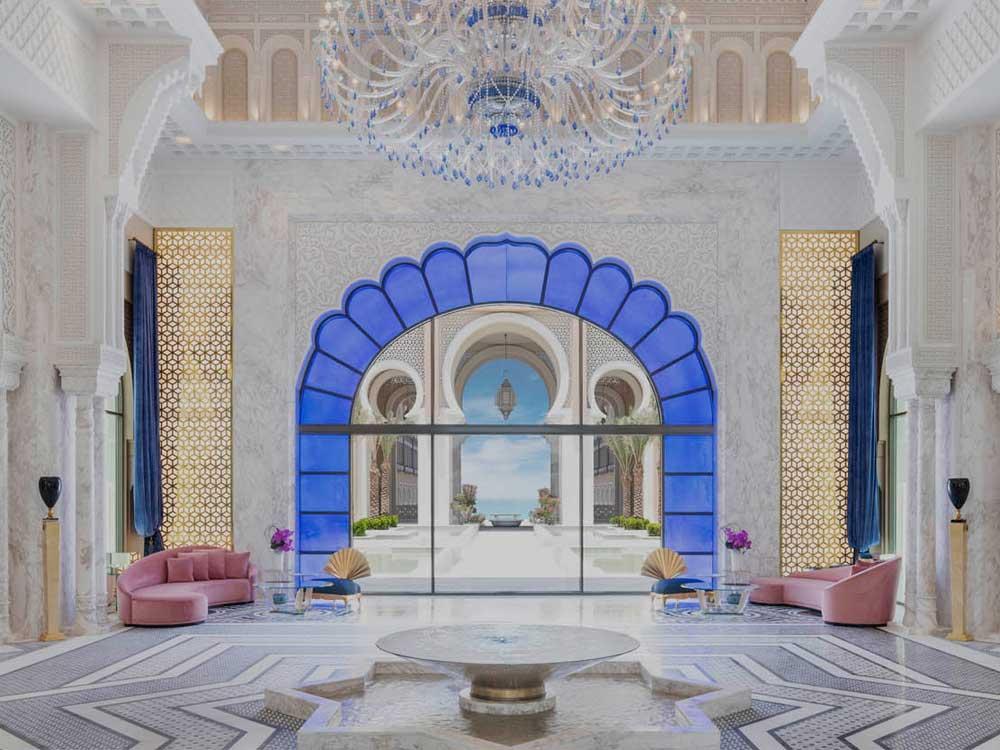 Rixos Hotel, Saadiyat Island, Abu Dhabi for Accor Hotels